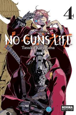 No Guns Life (Rústica con sobrecubierta) #4