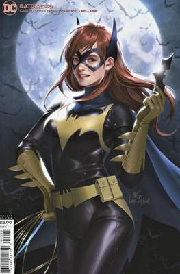 Batgirl Vol. 5 (2016- Variant Cover) (Comic Book) #46