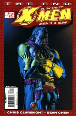 X-Men The End Book Three: Men & X-Men (Grapa) #4