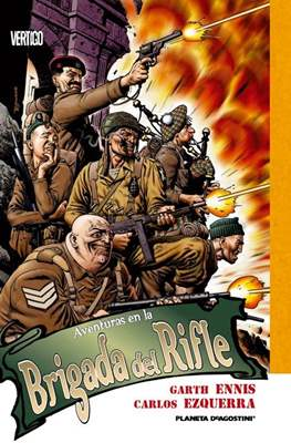 Aventuras en la Brigada del Rifle