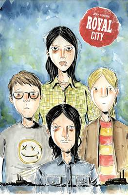 Royal City (Softcover) #2