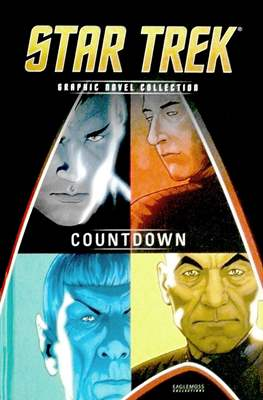 Star Trek The Graphic Novel Collection