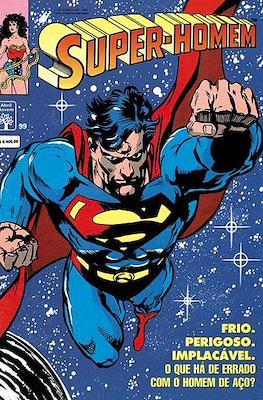 Super-Homem. 1ª série (Formatinho grampo) #99