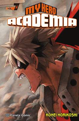 My Hero Academia (Rústica con sobrecubierta) #7
