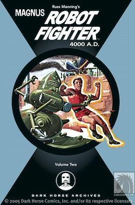 Magnus Robot Fighter Archives #2