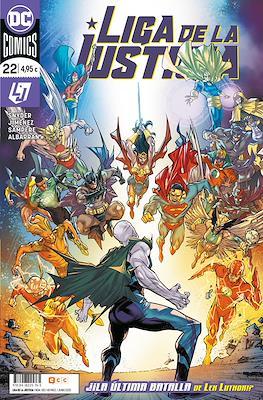 Liga de la Justicia. Nuevo Universo DC / Renacimiento (Grapa) #100/22