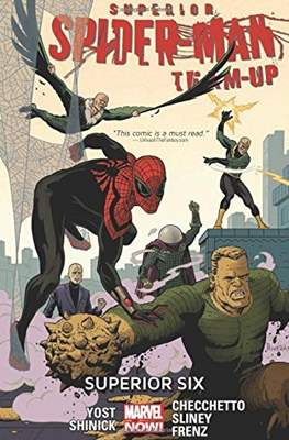 Superior Spider-Man Team-Up (Softcover 112-184 pp) #2