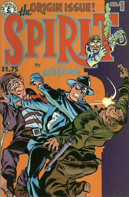 The Spirit (1983-1992) (Comic book. 32 pp) #1