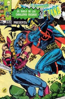 El Asombroso Hombre Araña presenta (Grapa) #263