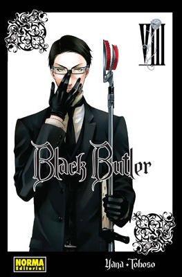Black Butler (Rústica con sobrecubierta) #8