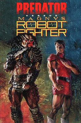 Predator Versus Magnus Robot Fighter