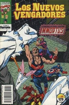 Los Nuevos Vengadores Vol. 1 (1987-1994) (Grapa 32 pp) #59