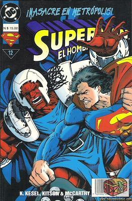 Superman: El hombre de acero (Rústica) #12