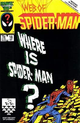 Web of Spider-Man Vol. 1 (1985-1995) (Comic-book) #18