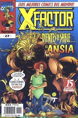 X-Factor Vol. 2 (1996-1999) (Grapa 24 pp) #27