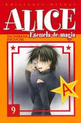 Alice. Escuela de magia (Rústica con sobrecubierta) #9