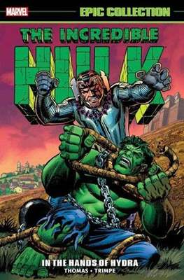 The Incredible Hulk Epic Collection (Softcover, 392-496 pp) #4