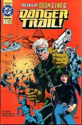 Danger Trail (Comic Book) #4