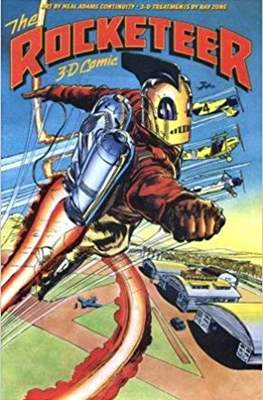The Rocketeer 3D Comic
