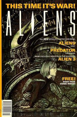 Aliens Magazine (1992-1994)