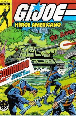 Comando G.I.Joe (Grapa. 19x27. 32 páginas. Color.) #4