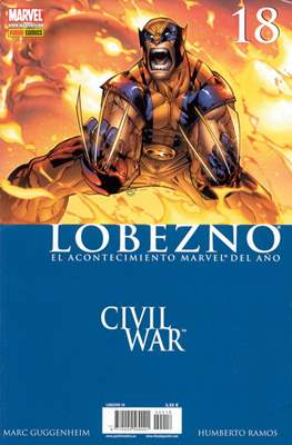Lobezno vol. 4 (2006-2011) (Grapa) #18