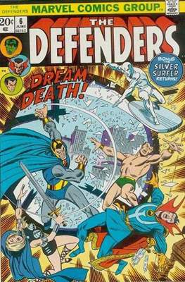 The Defenders vol.1 (1972-1986) (Grapa, 32 págs.) #6