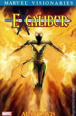 Excalibur Visionaries: Alan Davis (Softcover) #3