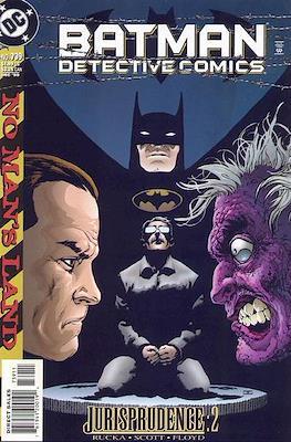 Detective Comics Vol. 1 (1937-2011; 2016-) (Comic Book) #739