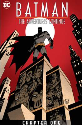 Batman - The Adventures Continue