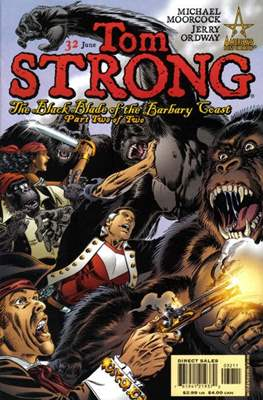 Tom Strong (Comic Book) #32