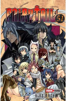 Fairy Tail (Rústica) #51
