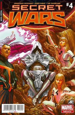 Secret Wars (Grapa) #4