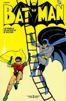 Batman: Las cien primeras historietas. (Rústica. Color.) #3