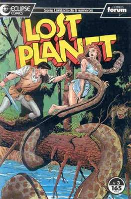 Lost Planet #3