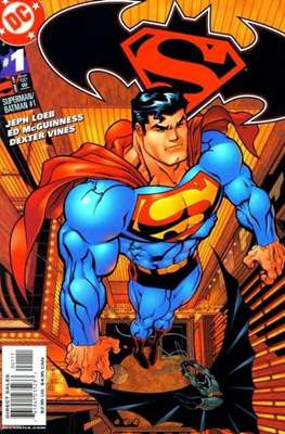 Superman / Batman (2003-2011) #1