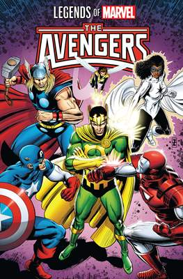 Legends of Marvel (2020) (Softcover 112-128 pp) #3