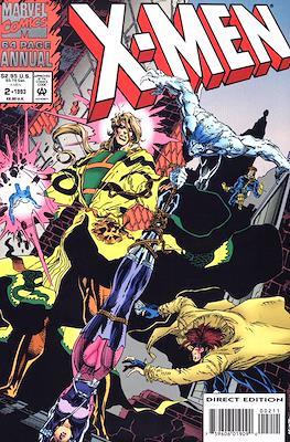 X-Men Annual Vol 2 #2
