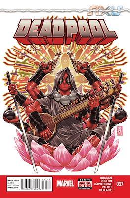 Deadpool Vol .3 (2013-2015) (Comic-Book) #37