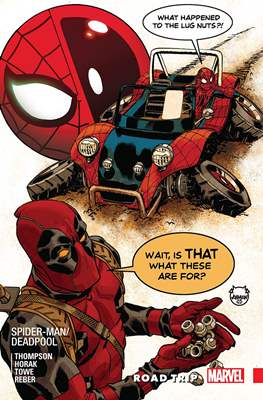 Spider-Man / Deadpool (Softcover) #8