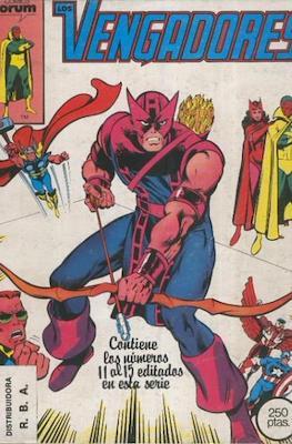 Los Vengadores Vol. 1 #0.2
