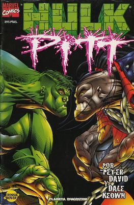 Hulk / Pitt. Línea Crossover