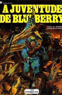 A Juventude de Blueberry (Brochado) #1