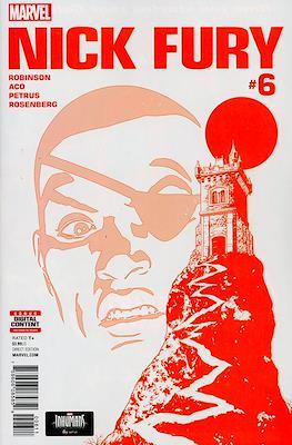 Nick Fury (Comic-book) #6