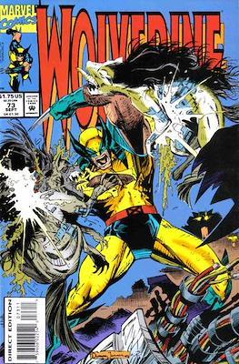Wolverine (1988-2003) (Comic Book) #73