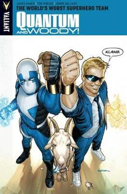 Quantum & Woody (2013) (Softcover 128-144 pp) #1