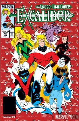 Excalibur Vol. 1 (Comic Book) #18