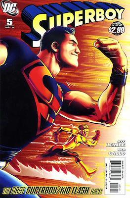 Superboy Vol. 5 (2011) #5