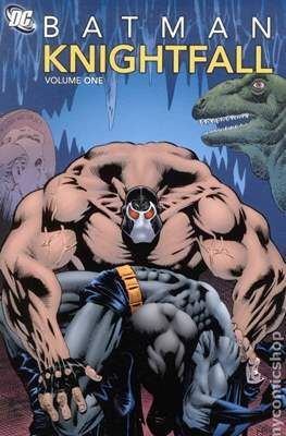 Batman: Knightfall (2012) (Softcover) #1