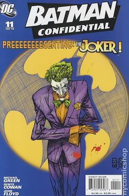 Batman Confidential (2007-2011) (Comic Book) #11